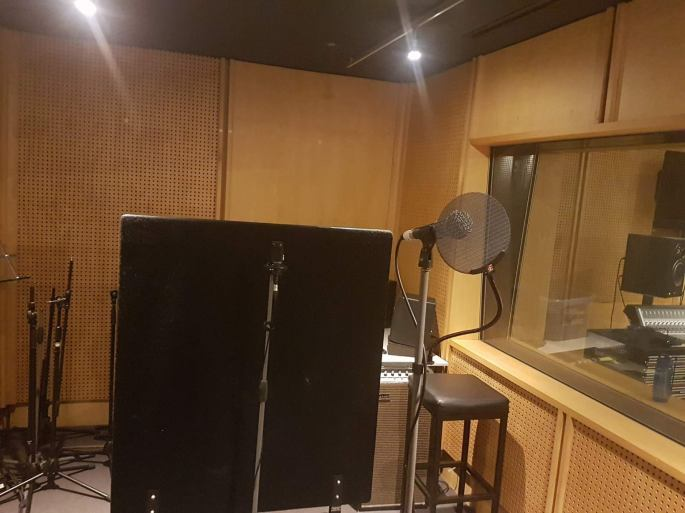 mic setup for backing vox