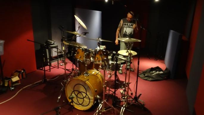 Drum setup ZedLep