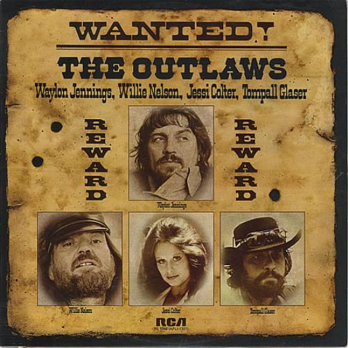VARIOUS-COUNTRY_WANTED!+THE+OUTLAWS-392422